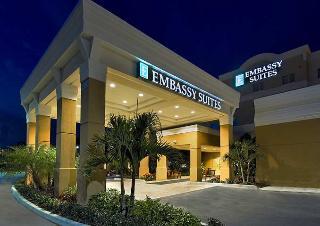 Hotel Embassy Suites Tampa Brandon