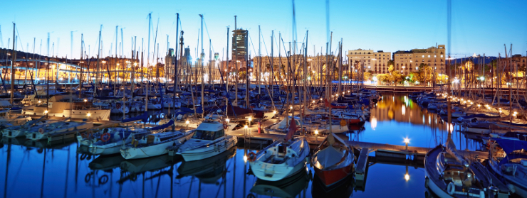 Hotels in Port of Barcelona