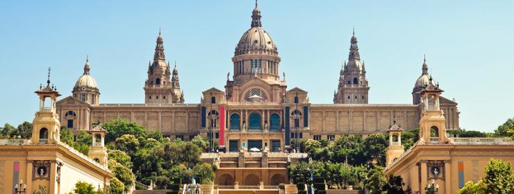 Hotels in Magischer Brunnen von Montjuïc
