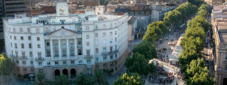 Hotels in La Rambla