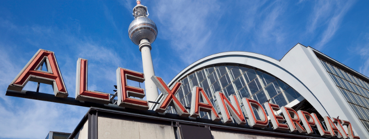 Hotels in Alexanderplatz