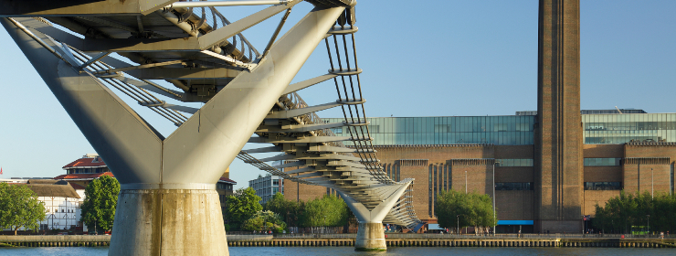 Hôtels - Museé Tate Modern