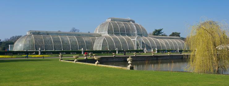 Hôtels - Jardins botaniques royaux de Kew