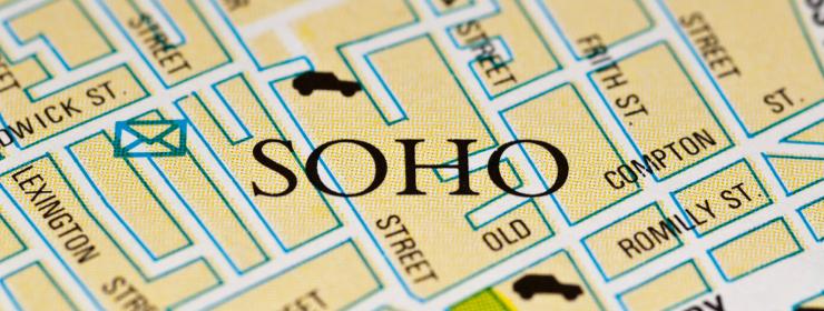 Hôtels - Soho - des Boutiques et des Bars