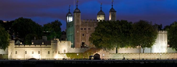 Hôtels - Tour de Londres