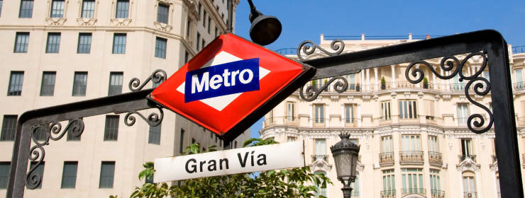 Hotels in Gran Via