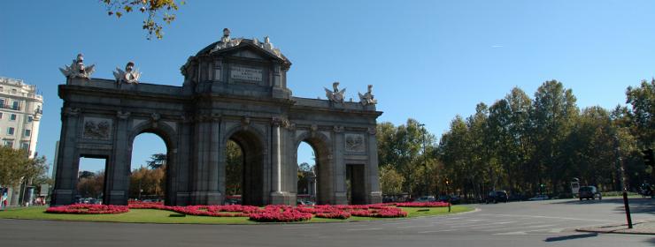 Hotels in Puerta de Alcalá