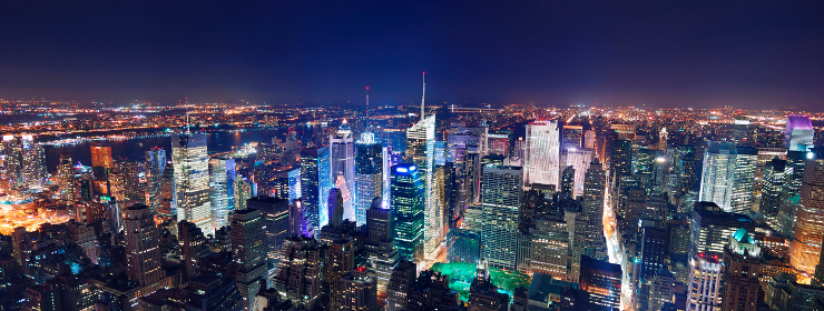 Hoteles en Manhattan
