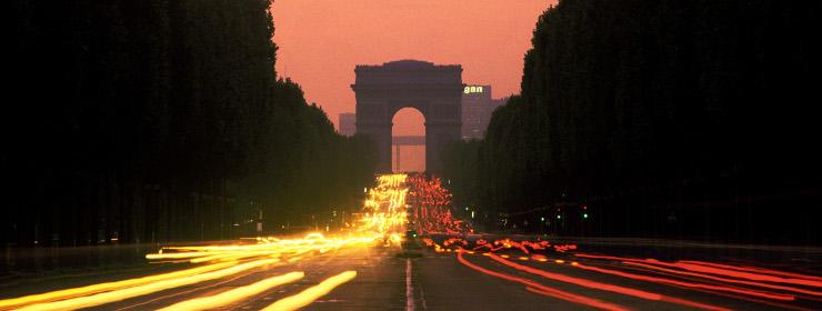 Hoteles en Arc de Triomphe