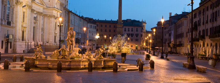 Hotels in Navona Platz