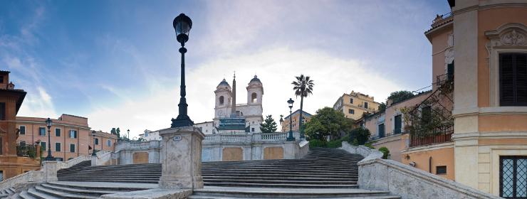 Hoteles en Plaza de España